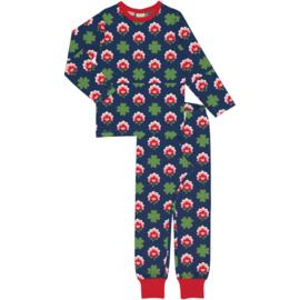 Pyjama Set LS  Maxomorra, Clover