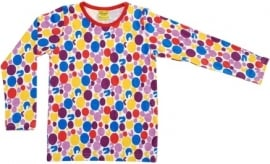 T-shirt Long DUNS Sweden, Dots 80, 92 of 122