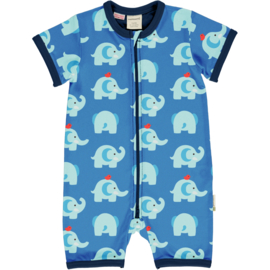 Jumpsuit / shortsuit Maxomorra, Elephant Friends 74-80