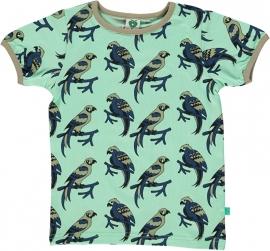 T-shirt  Smafolk, Parrots pistage 86-92