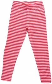Legging / Tights Maxomorra, stripes red 62-68 of 74-80