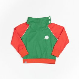 Longsleeve Sweat Albababy, Hollum Cherry Tomato   98, 122 of 146