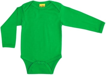 romper/ body More than a Fling, Solid Green 56, 62, 68 of 74