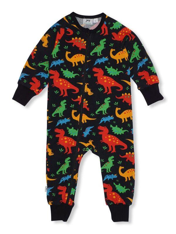 Jumpsuit/ zipsuit zip JNY,  Dino