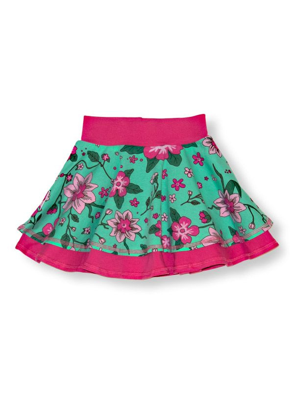 rokje / twist skirt JNY,  Spring flower 98-104