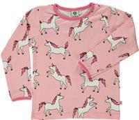 Longsleeve Smafolk, unicorns Silver pink 3-4y