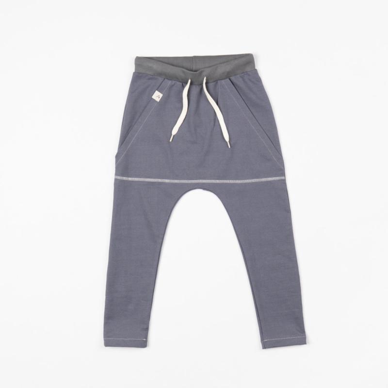 Broek Albababy,Classic everyday Pants Castlerock Melange 140 of 146