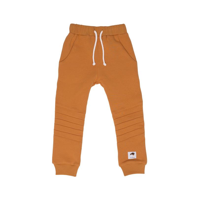 Pants / trousers Mullido, Mustard