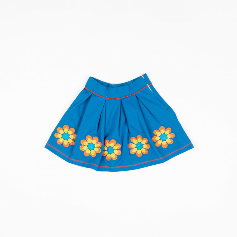Rok Albababy, Nelly Skirt Snorkel Blue  104