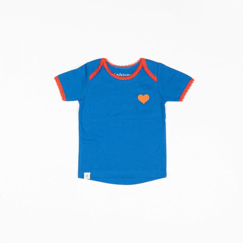 T-shirt Albababy, Vera Snorkel Blue