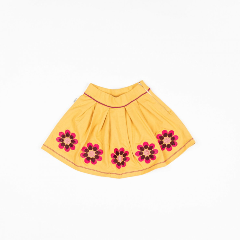 Rok Albababy, Nelly Skirt Bright gold 86, 98 of 110