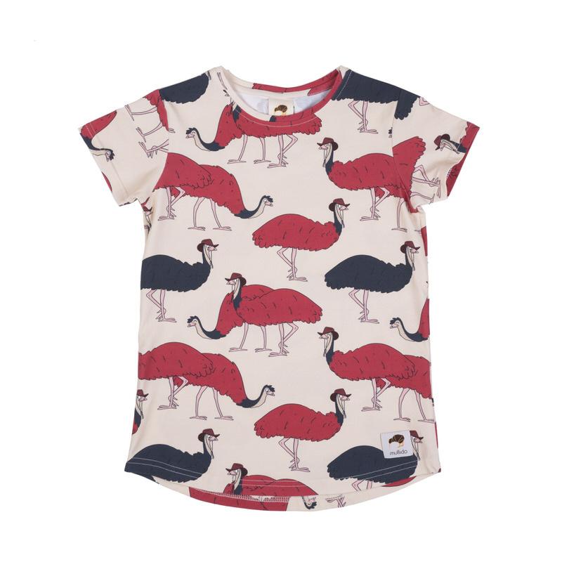 T-shirt Mullido, Emu