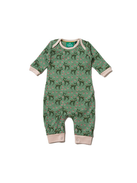 Jumpsuit Little Green Radicals, Forest Doe