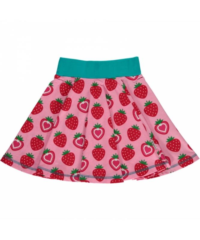 Rok / Skirt spin Maxomorra, Strawberry 74 of 80