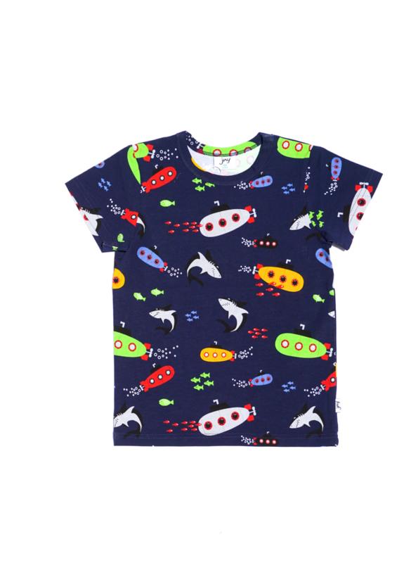 T-shirt JNY, Submarine