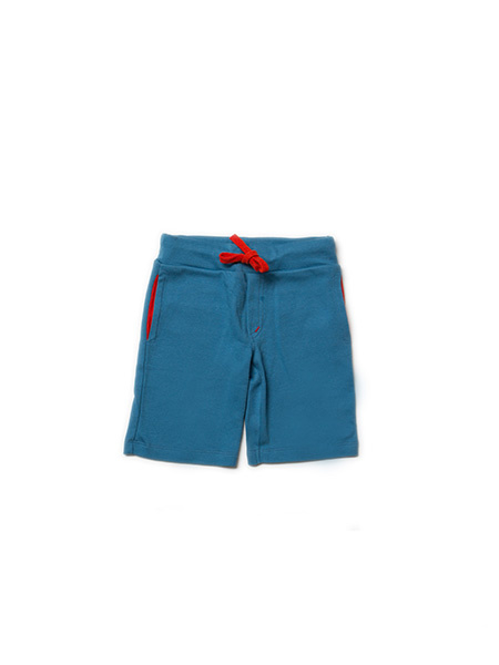 Broek /sweat Shorts  Little Green Radicals, Ocean blue beach short