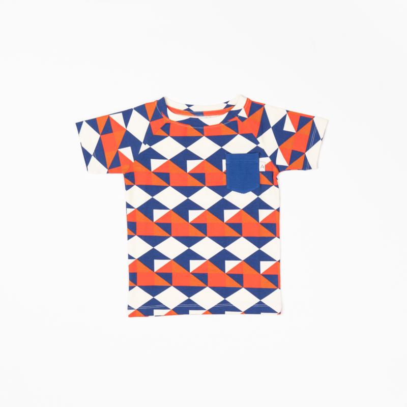 T-shirt Albababy, Sigurd Solidate Trafic Grafic 92