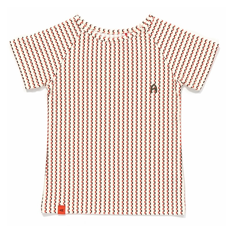 T-shirt Albababy, Eddy brown-orange 80, 86 of 92