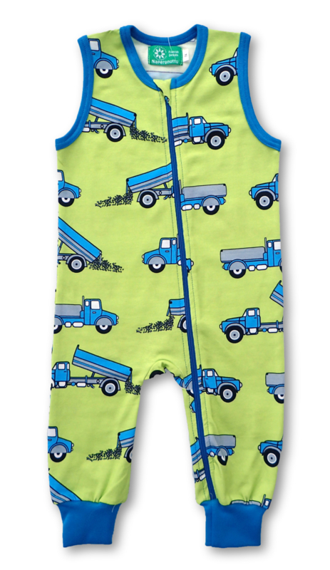 Playsuit, Crawler Naperonuttu, Trucks 56 , 62 of 68