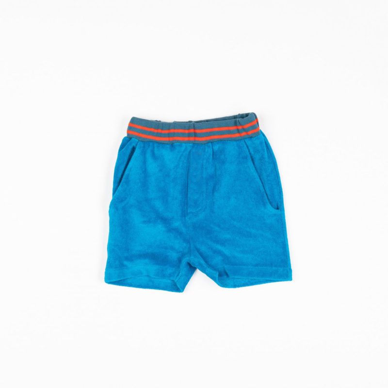 Short Albababy, Mike knickers Methyl Blue