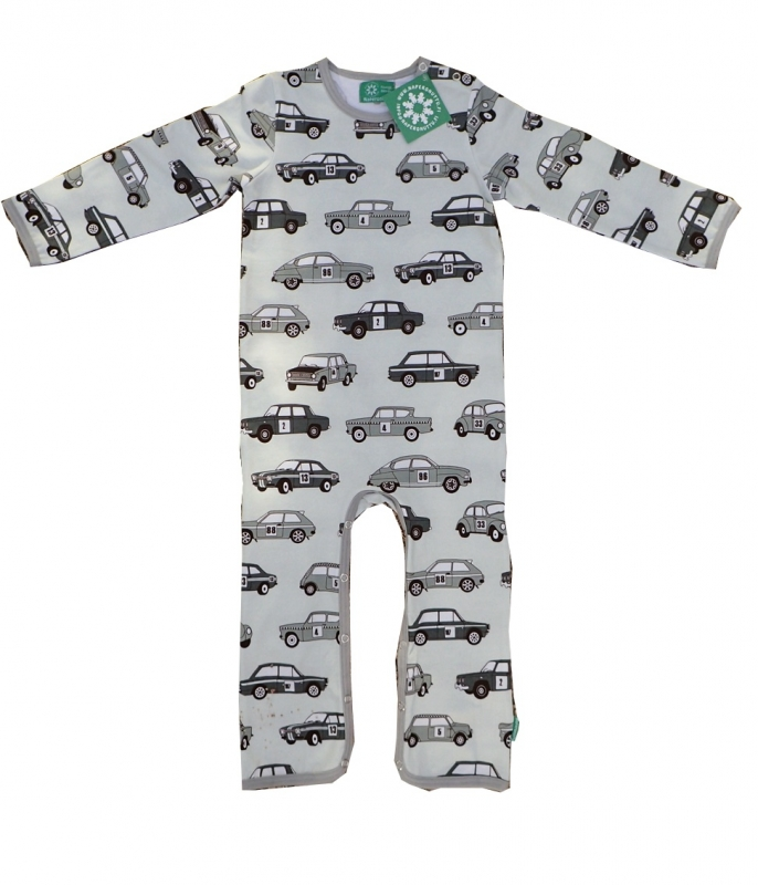 Jumpsuit / Rompersuit Naperonuttu, Rally Cars