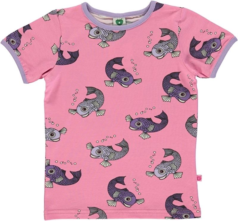 T-shirt  Smafolk, fish rose 86-92 of 98-104