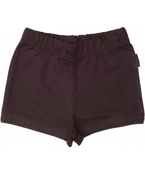 Shorts Maxomorra, Dark brown 62-68 of 74-80