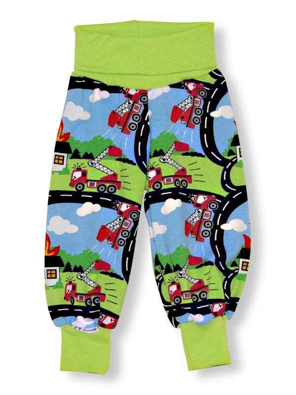 Baby broekje / babypants JNY, Firetruck