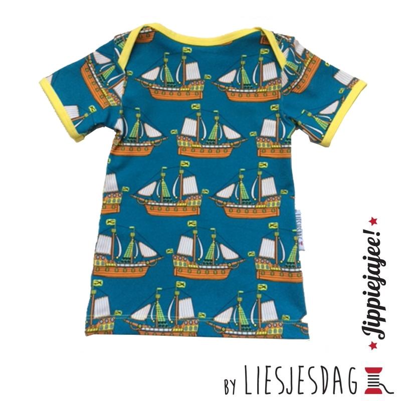 T-shirt By Liesjesdag, Viking maat 68