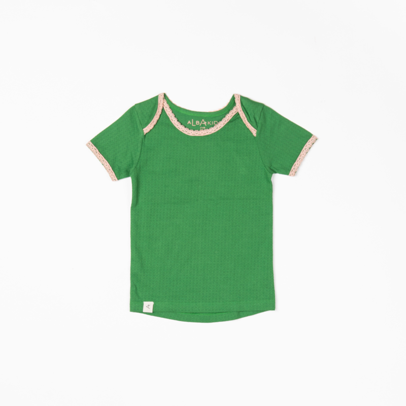 T-shirt Albababy, Vera Juniper Adorable Tile