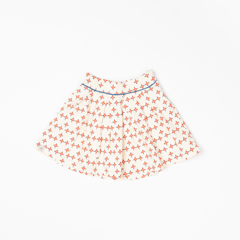 Rok Albababy, Nelly Skirt Fiesta mini hearts