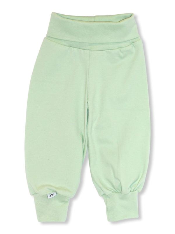 Baby broekje / babypants JNY, Bok choy green