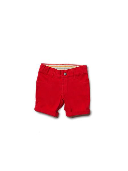 Broek / Shorts  Little Green Radicals, Red Sunshine Shorts