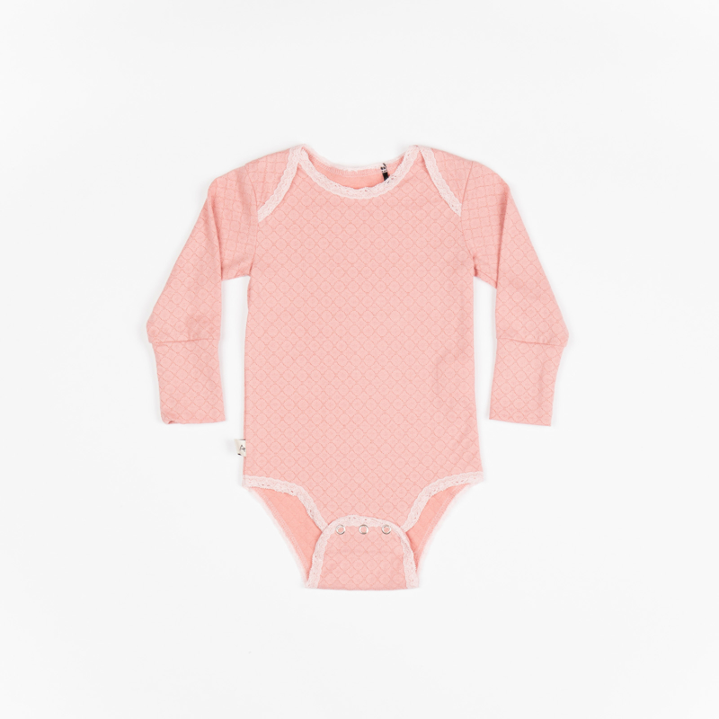 Romper / Body Albababy, Nanna Rosette Waves 62, 68, 74 of 98