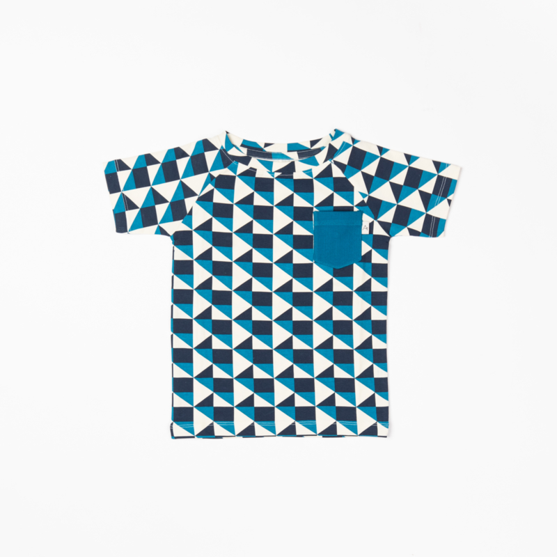 T-shirt Albababy, Sigurd Seaport It's all about the  squares