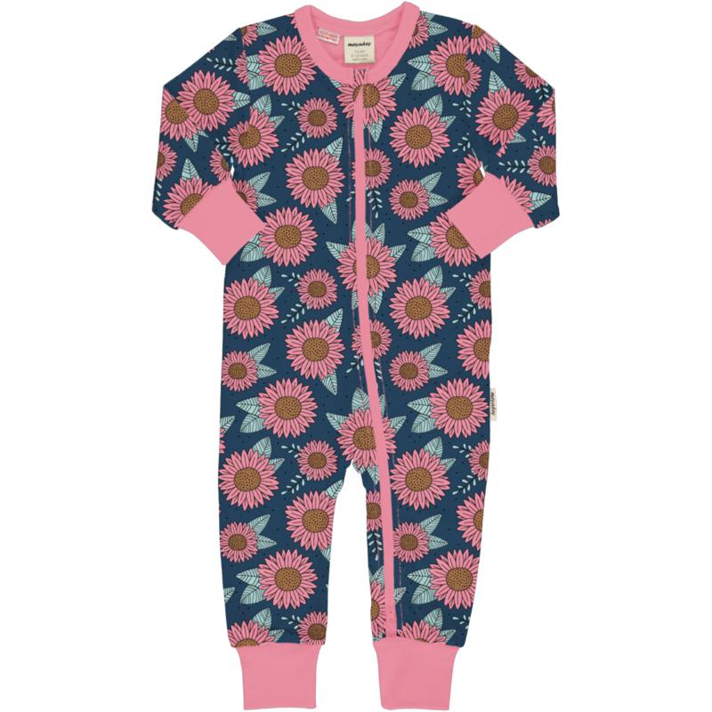 Jumpsuit / Zippersuit Meyadey by Maxomorra, Sunflower dreams