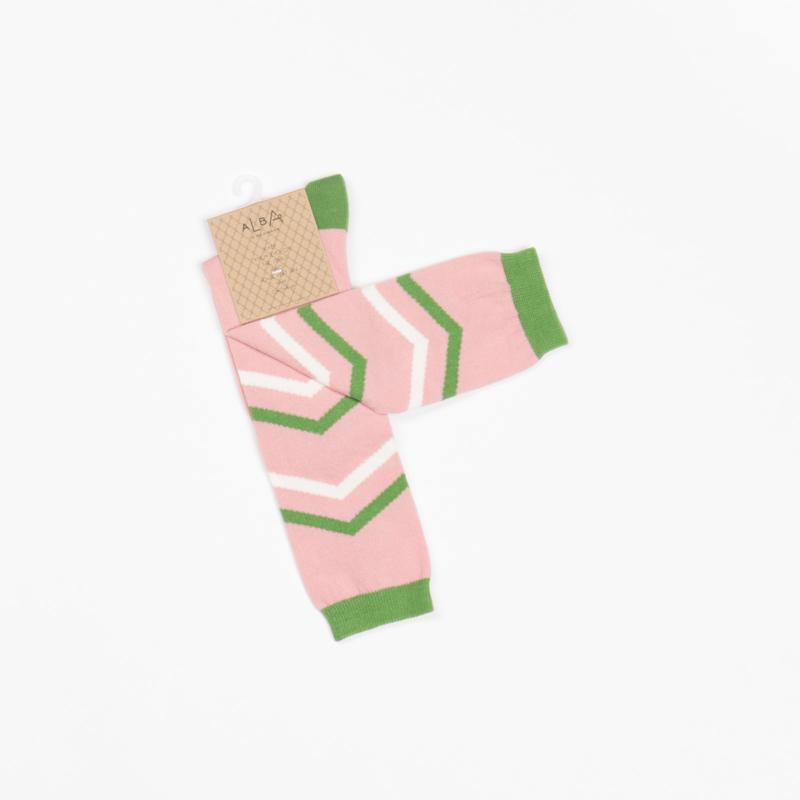 Sokken/ knee socks Albababy, Annie Old Rose