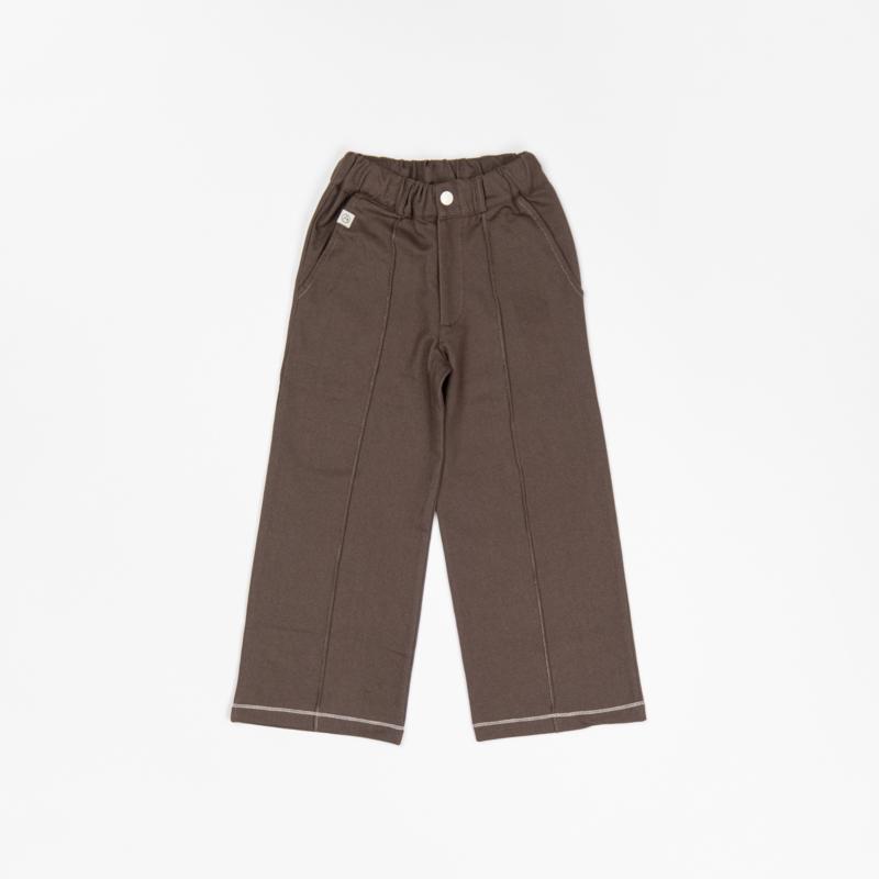 Broek Albababy, Rock it Box pants Chocolate