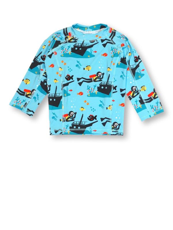 UV swimshirt JNY, Scuba 86-92 of 110-116