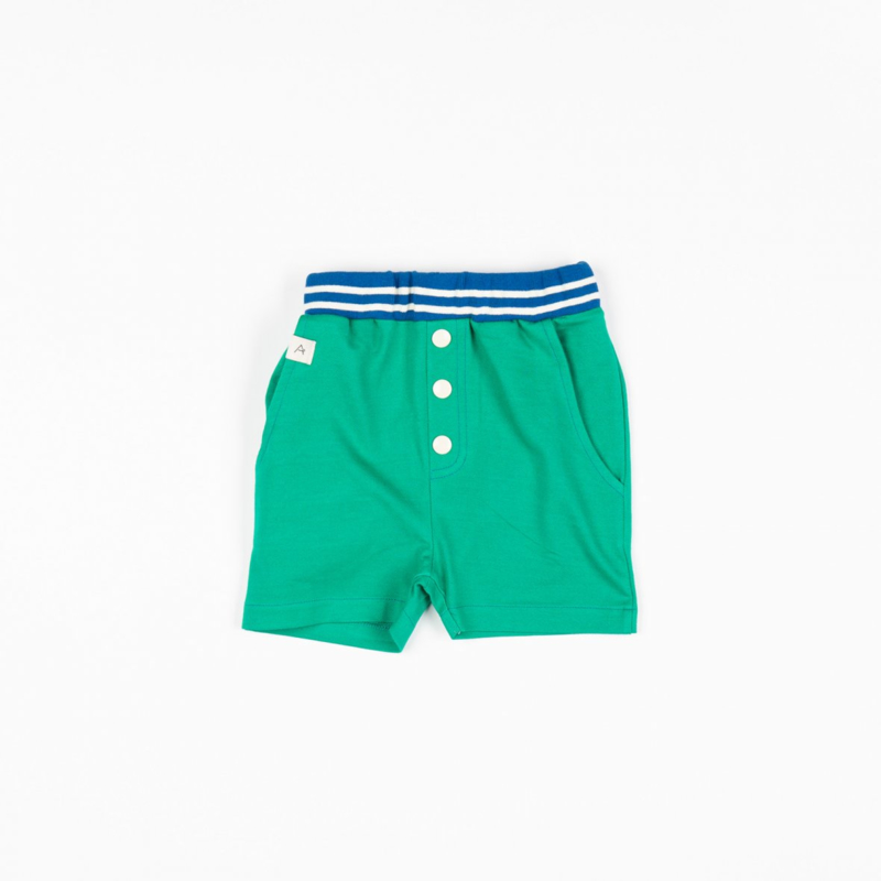 Short Albababy, Mike knickers Pepper green
