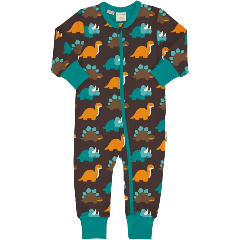 Jumpsuit / Zippersuit Maxomorra, Dinosaurs