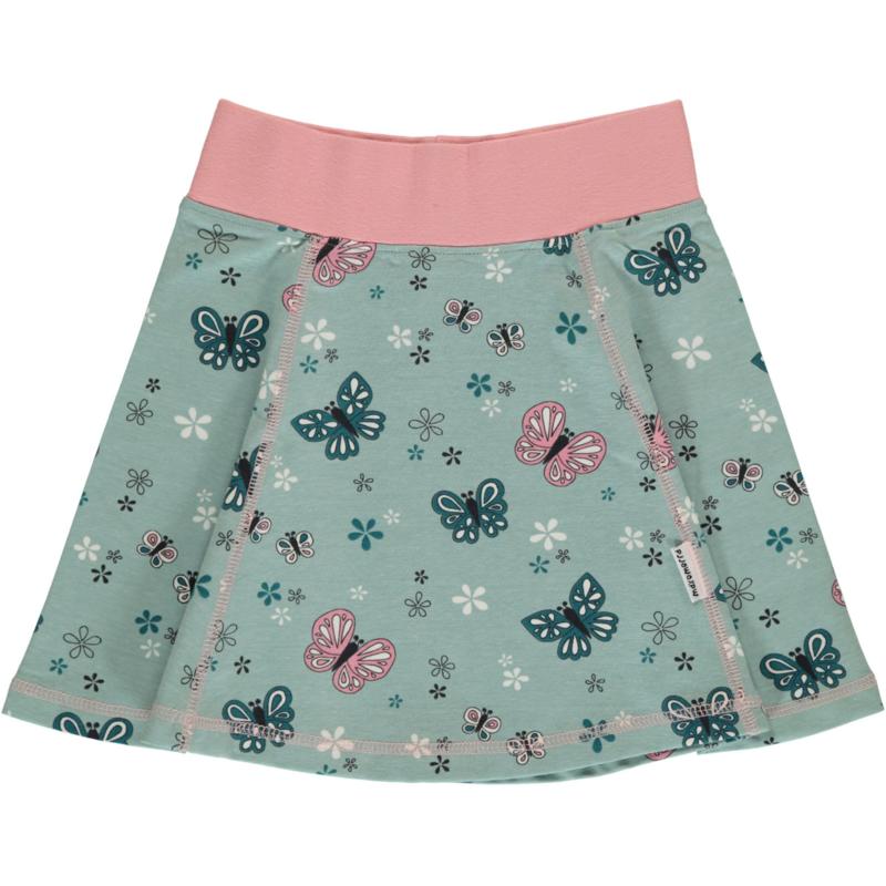Rok / Skirt  vipp spin Maxomorra, butterfly