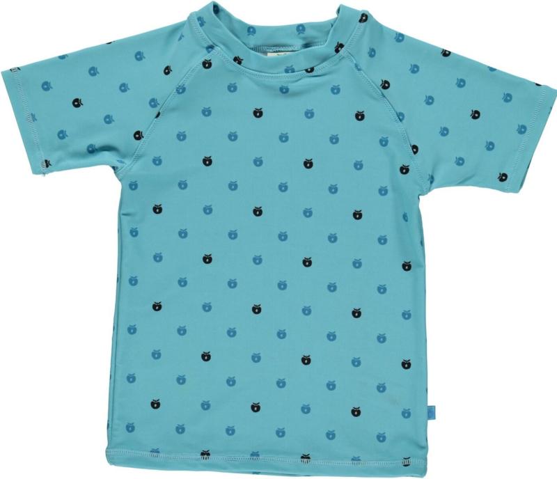 UV swimshirt Smafolk, Apples air blue