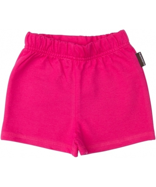 Shorts Maxomorra, Cerise 62-68