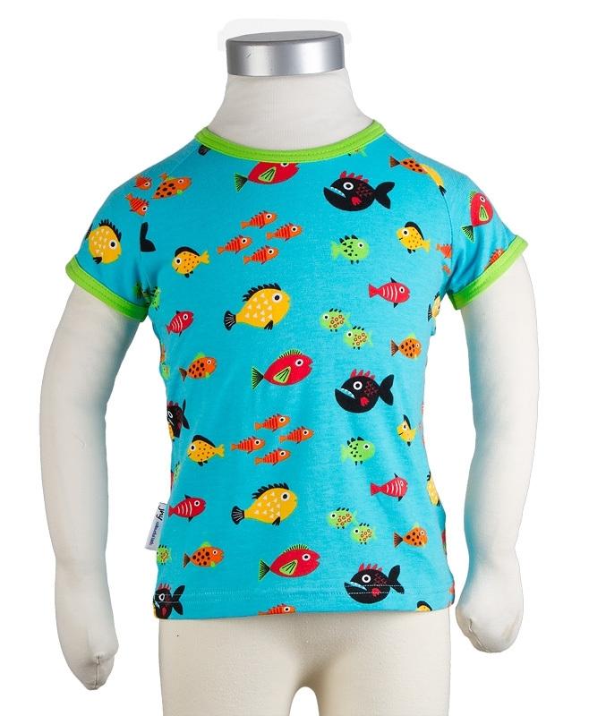T-shirt JNY, Swimming Fish 86