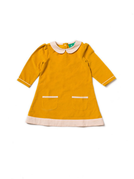 Dress, Tuniek Little Green Radicals, Gold Tunic Dress 3-4y, 4-5y of 5-6y