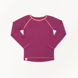 Longsleeve Albababy, Ghita Blouse Boysenberry purple