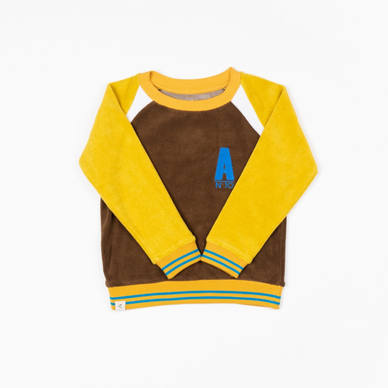 Longsleeve Sweat Albababy, Sean Sweat Ceylon Yellow 86, 98 of 122