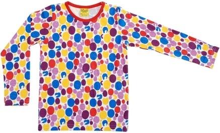 T-shirt Long DUNS Sweden, Dots 80, 92 of 122
