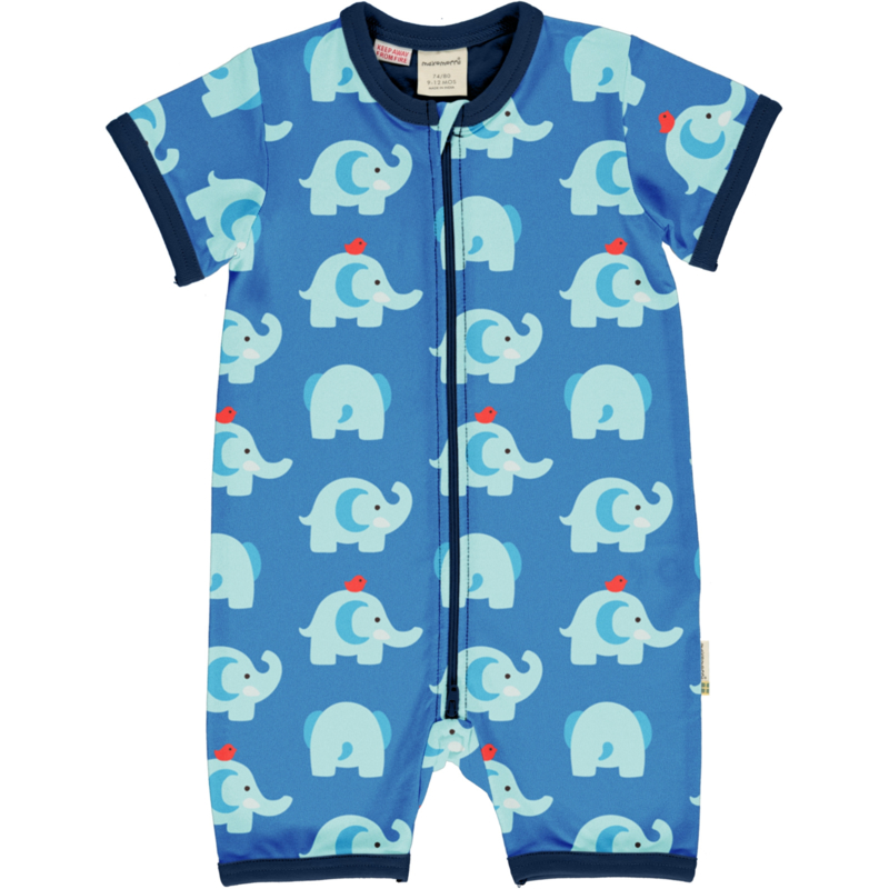 Jumpsuit / shortsuit Maxomorra, Elephant Friends